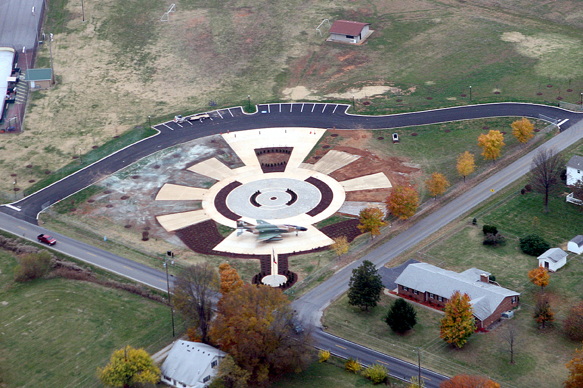 Aerial view 11-09-08