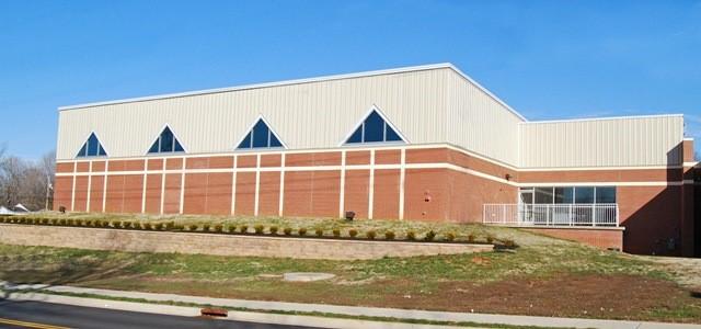 Forest Park Baptist Church ext 1