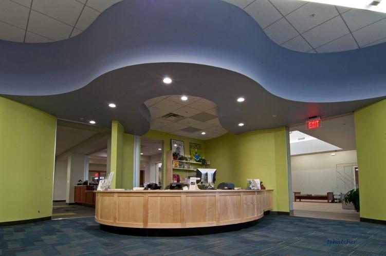 Bob Kirby Library int 1