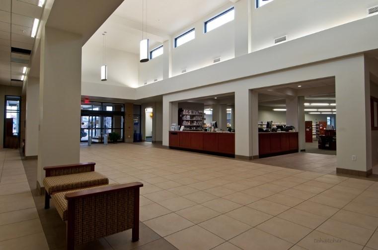 Bob Kirby Library int 2